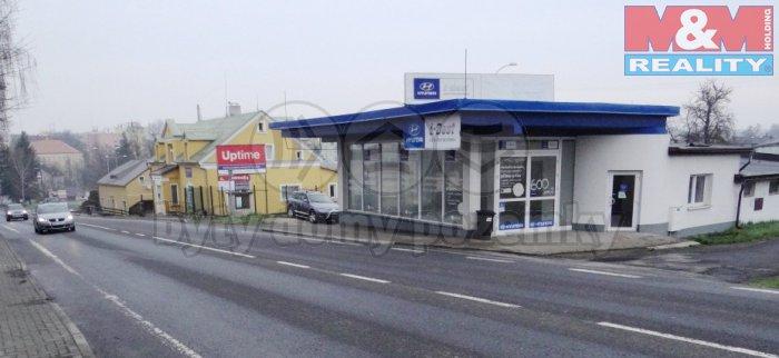 Prodej, obchodní prostory, 600 m2, Rumburk
