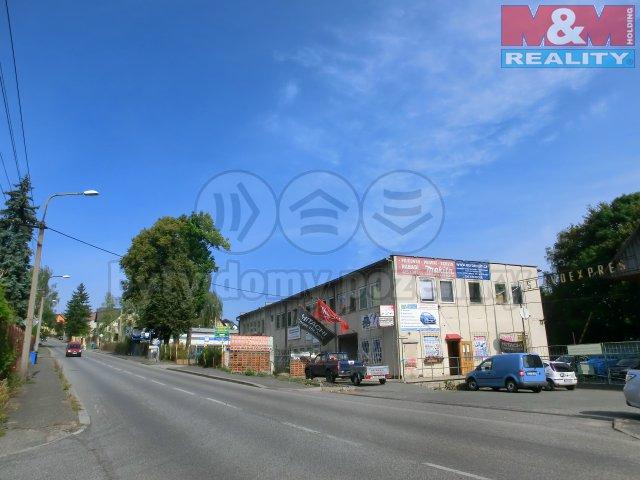 Prodej, komerční areál, 4021 m2, Liberec, ul. Žitavská