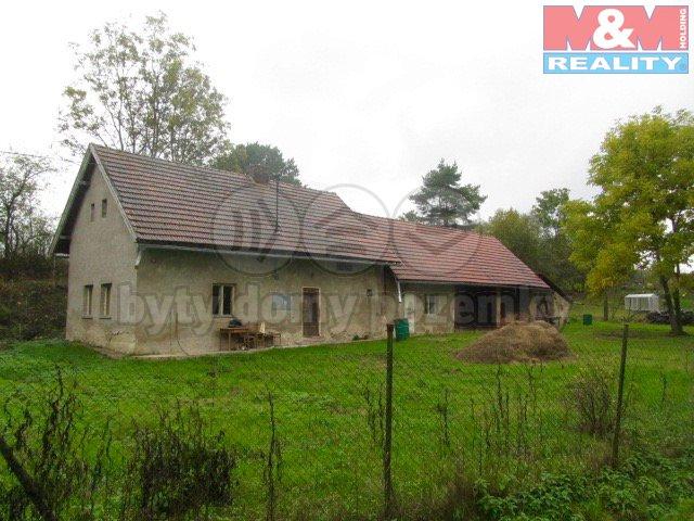 Prodej, rodinný dům 2+1, 1.332 m2, Soběšín - Otryby,