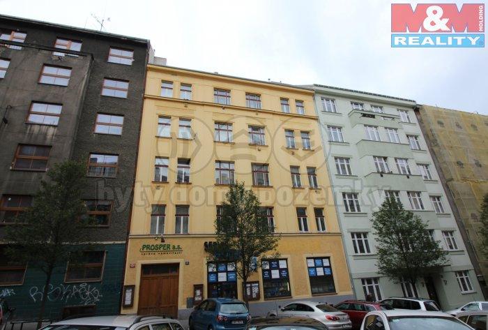 Pronájem, kancelářské prostory, 102 m2, Praha 3 - Žižkov