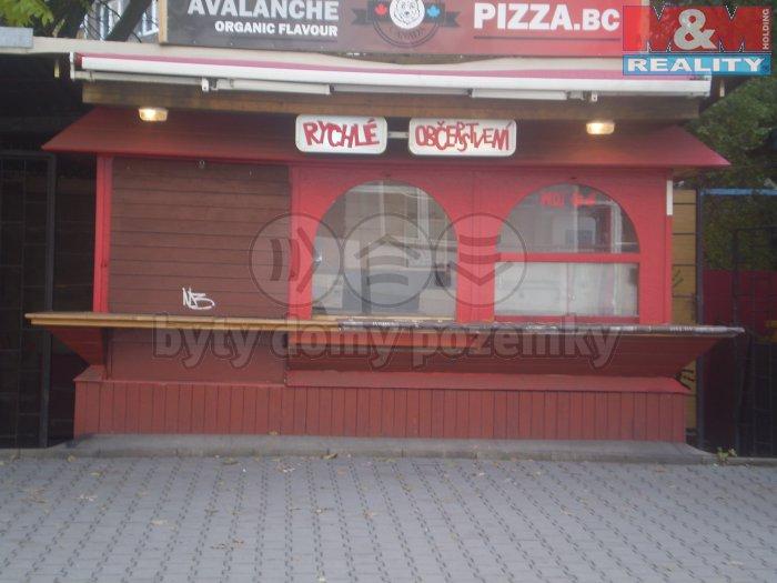 Prodej, prodejní stánek, 23 m2, Praha 4, ul. K Podjezdu