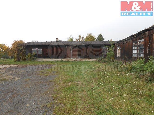 Prodej, stavební pozemek, 6111 m2, Ploskovice