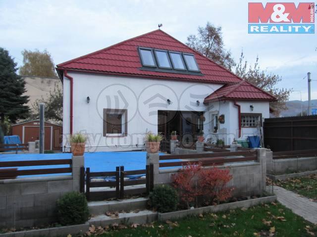 Prodej, rodinný dům 6+1, Ústí nad Labem, ul. Drážďanská