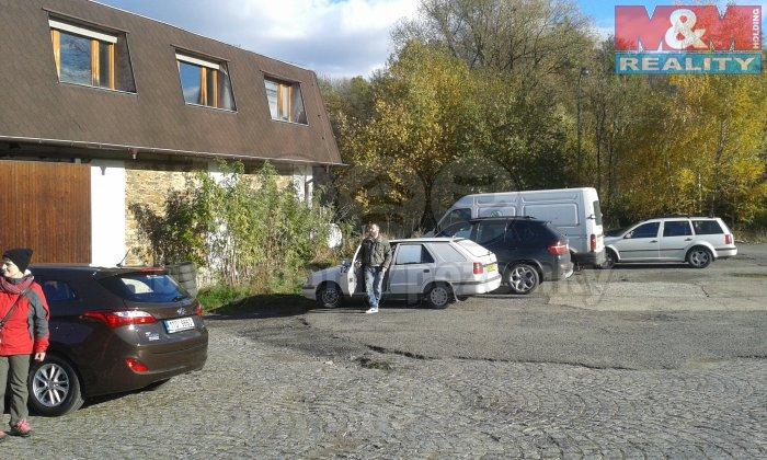 Pronájem, parkovací plocha 500 m2, Praha 10 - Královice