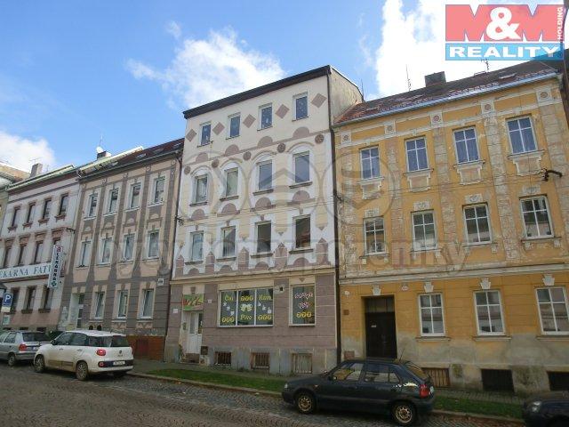 Prodej, bytový dům, 280 m2, OV, Aš, ul. Okružní