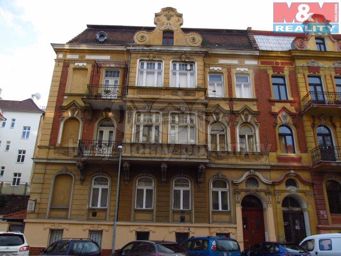 Prodej, nájemní dům, Teplice