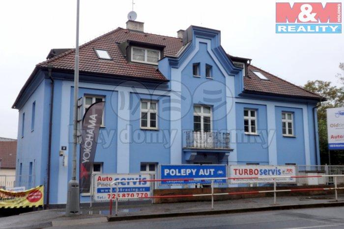 Pronájem, kancelářské prostory 132 m2, Praha 9 - Hrdlořezy