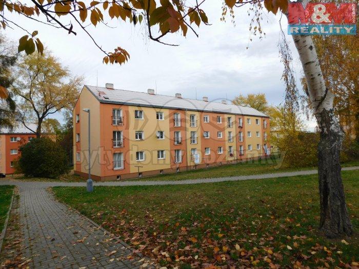 Prodej, byt 2+1, 52 m2, Horní Slavkov, ul. Zahradní