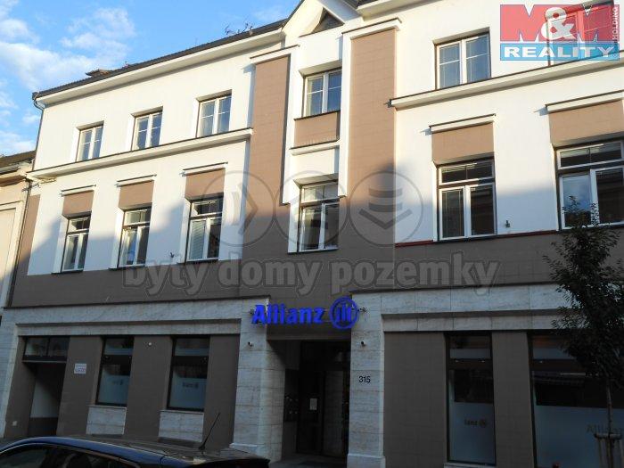 Prodej, administrativní budova, Pardubice - centrum