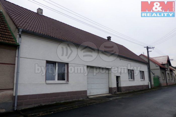 Prodej, rodinný dům 4+kk, 1000 m2, Drnek, okr. Kladno