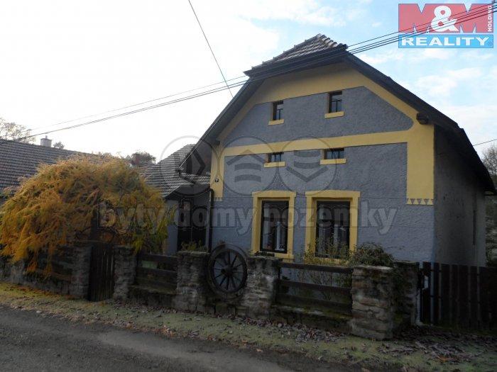 Prodej, rodinný dům 2+1, Úžice u Kutné Hory