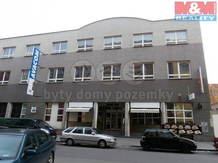 Pronájem, kancelář 49 m2, Praha 9 - Libeň
