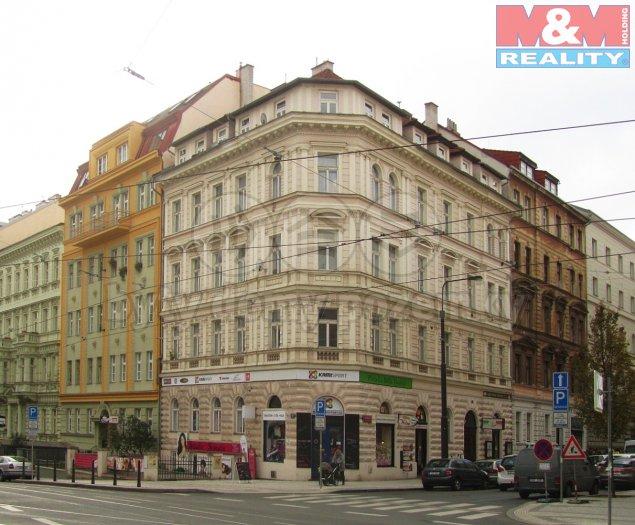 Pronájem, obchodní prostor, 82 m2, Praha 2 - Vinohrady