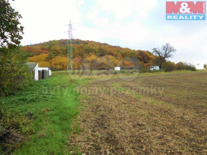 Prodej, pozemek, 1500 m2, Hrobčice, Razice
