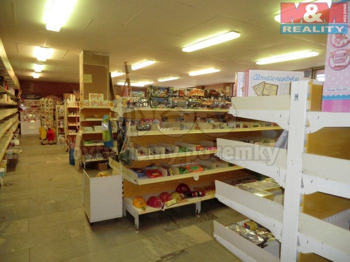 Prodej, obchodní objekt, 313 m2, Chomutov, ul. Písečná