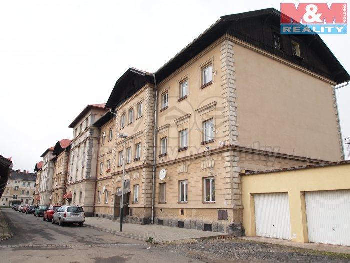 Prodej, byt 2+1, 54 m2, Žatec