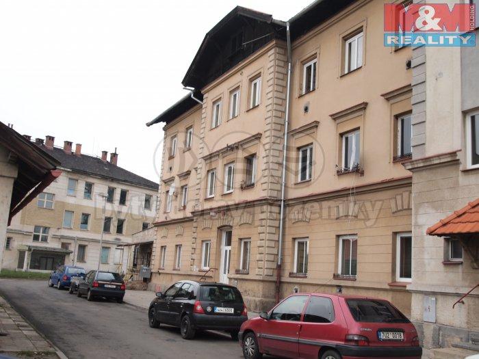 Prodej, byt 2+1, 58 m2, Žatec
