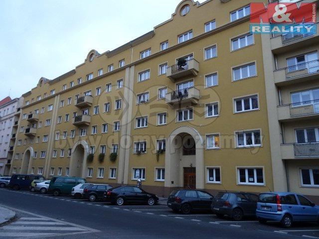 Prodej, byt 2+1, 66 m2, Ústí nad Labem, ul. Londýnská