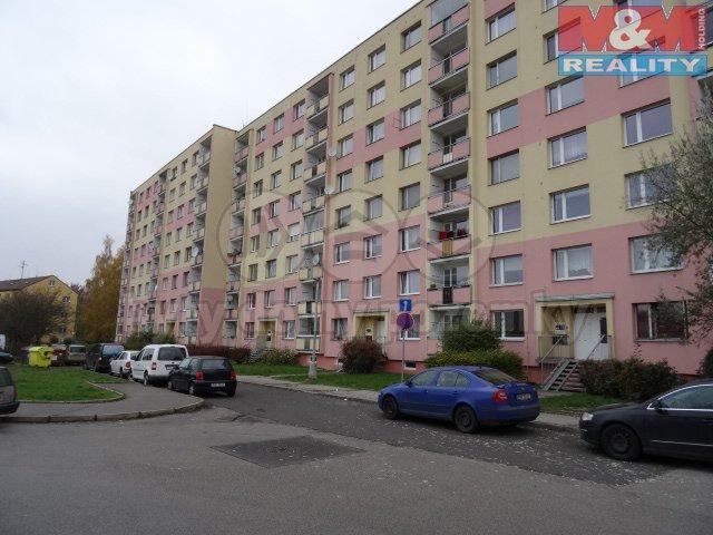 Prodej, byt 2+1, DV, 60 m2, Ústí nad Labem - Všebořice