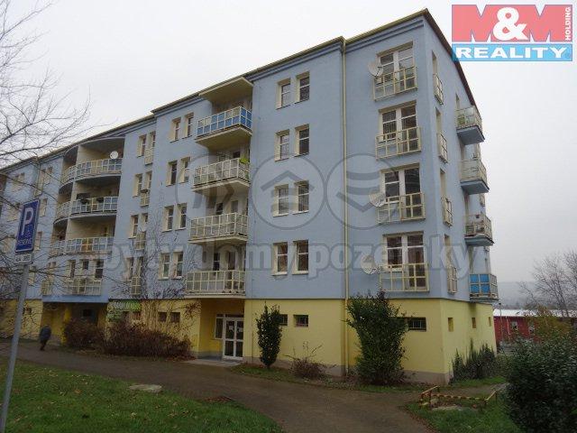 Prodej, byt 1+1, 43 m2, OV, Ústí nad Labem - Bukov