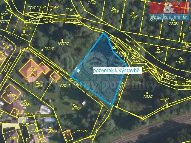 Prodej, pozemek k výstavbě, 2 331m2, Proboštov