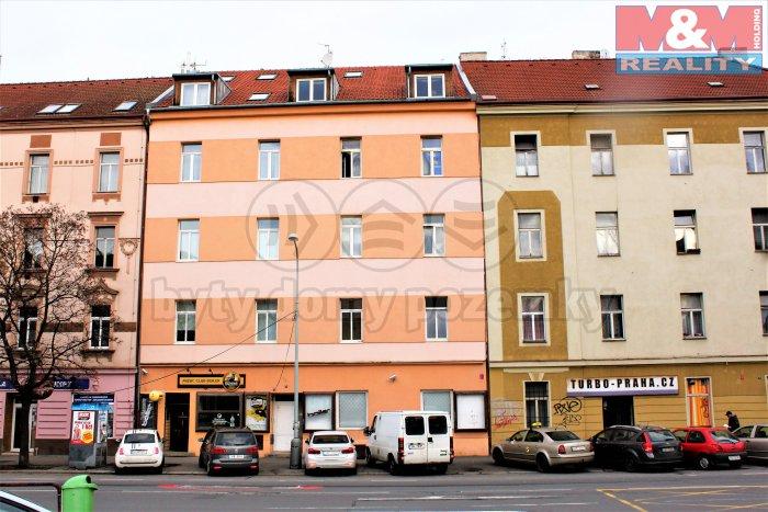 Prodej, byt 1+kk, 29 m2, Praha 9 - Vysočany