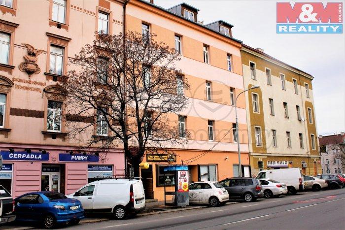 Prodej, byt 1+kk, 28 m2, Praha 9 - Vysočany