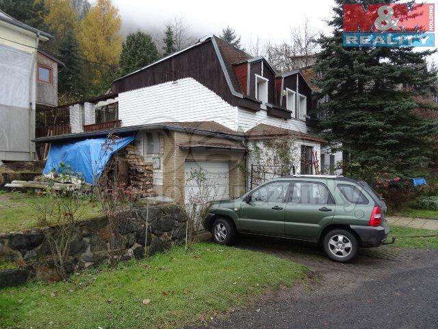 Prodej, rodinný dům, 1265 m2, Ústí nad Labem - Vaňov