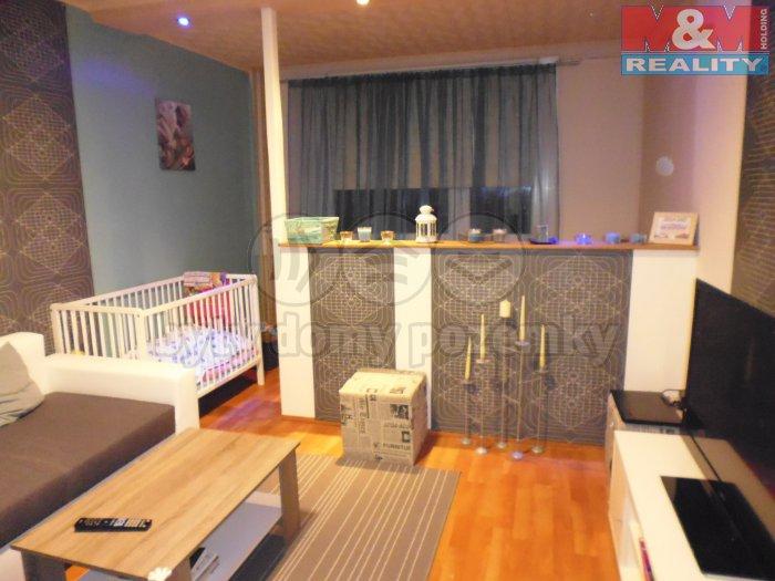 Prodej, byt, 2+1, 63 m2, DV, Neštěmice, ul. Mlýnská