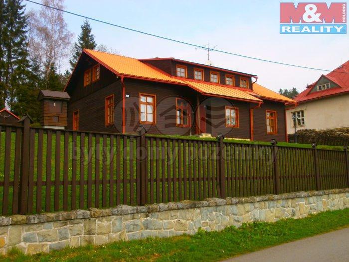 Prodej, penzion, 530 m2, Staré Hamry, Grůň
