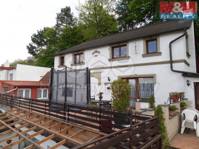 Prodej, bytový dům, Praha - Veleslavín, ul. Pod Novým lesem