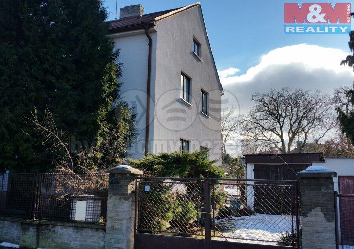 Prodej, rodinný dům, 586 m2, Praha 6 - Ruzyně