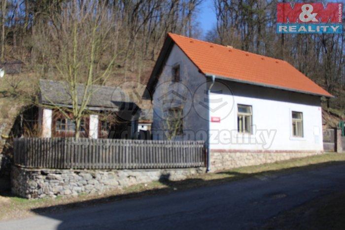 Prodej,rodinný dům, Sázava
