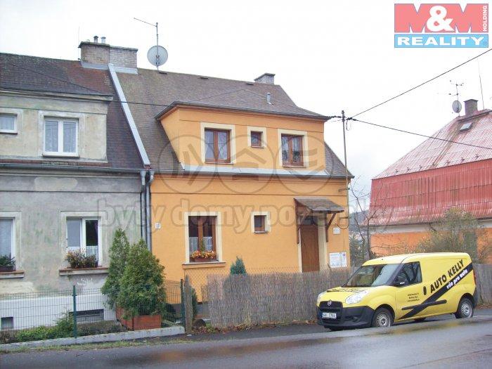 Prodej, rodinný dům 7+1, 198 m2, Karlovy Vary - Bohatice