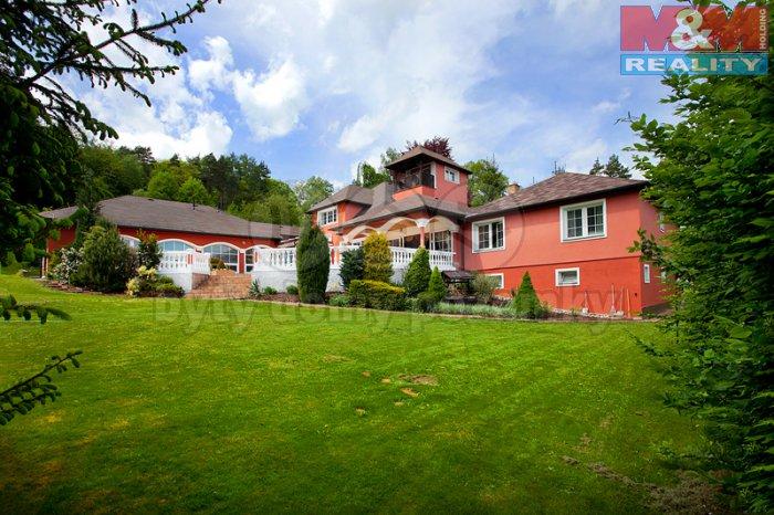 Prodej, rodinný dům, 4343 m2, Mnichovice
