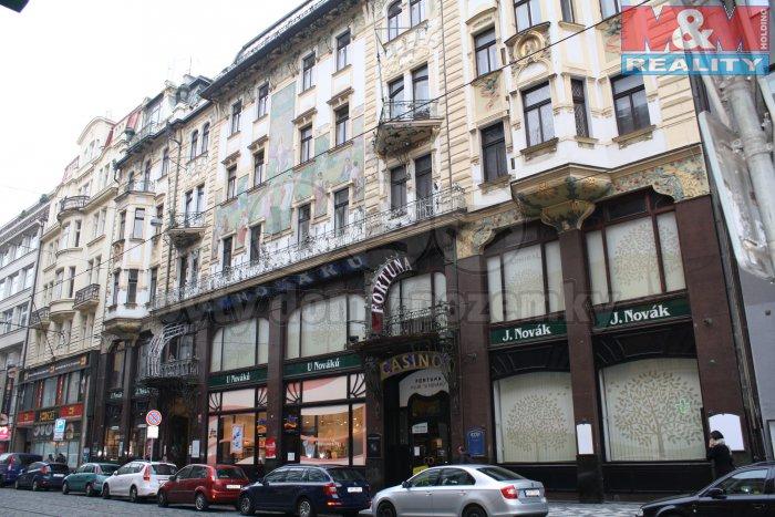 Pronájem, ordinace, 15 m2, Praha 1 - Nové Město