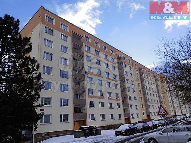 Prodej, byt 1+1, 37m2, DV, Ústí nad Labem, Na Výšině