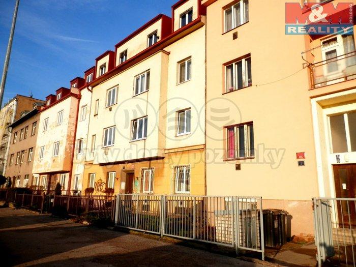 Prodej, byt 1+kk, 24 m2, Praha 4 - Braník