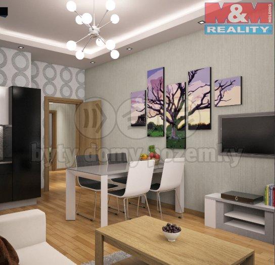 Prodej, byt 4+kk, 77 m2, Praha 10 - Uhříněves