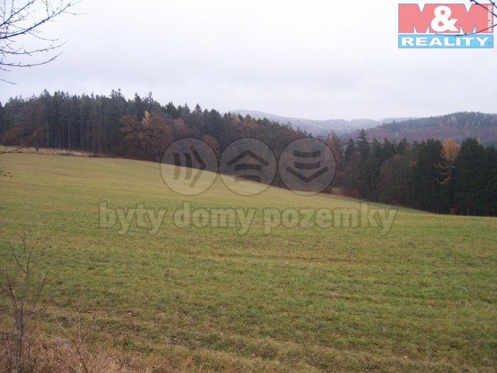 Prodej, pozemek, 3801 m2, Luhačovice