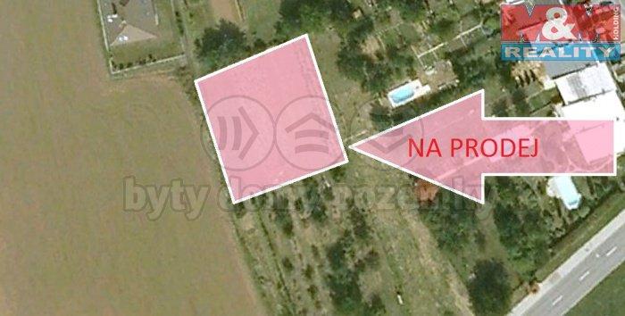 Prodej, orná půda, 890 m2, Kroměříž - Barbořina