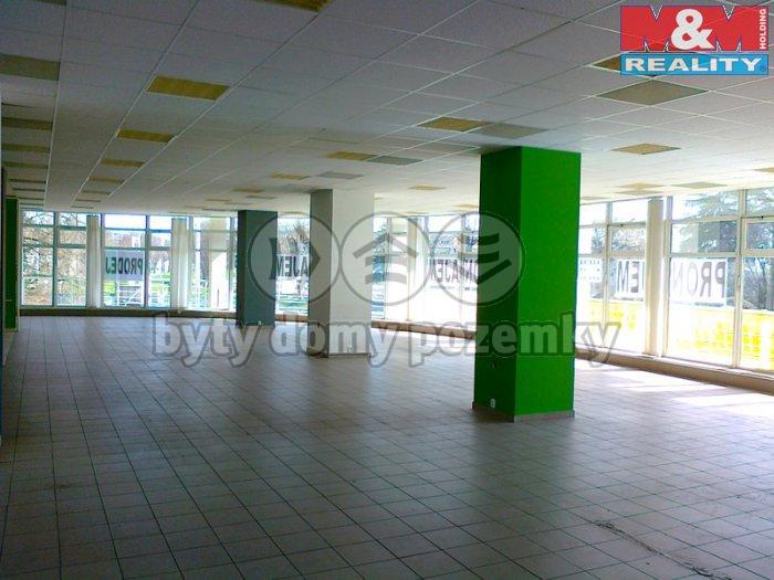 Prodej, komerční dům, 714 m2, Zlín - centrum