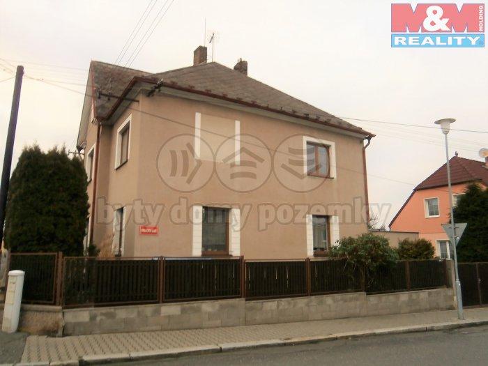 Prodej, rodinný dům 3+1, 233 m2, Čáslav