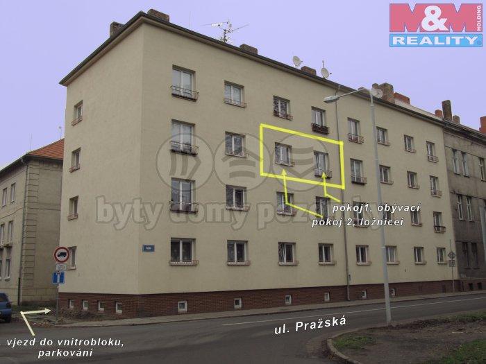 Prodej, byt 2+1, 57 m2, Terezín, ul. Pražská