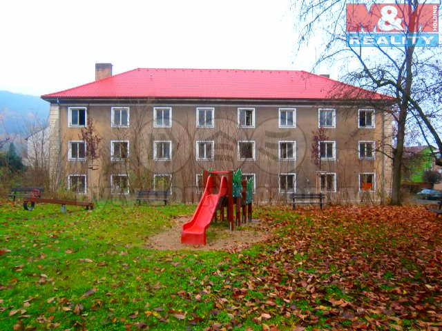 Prodej, bytový dům, 921 m2, Most, ul. Lesní