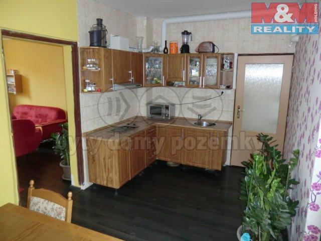 Prodej, rodinný dům, 232 m2, Lom, ul. Osecká