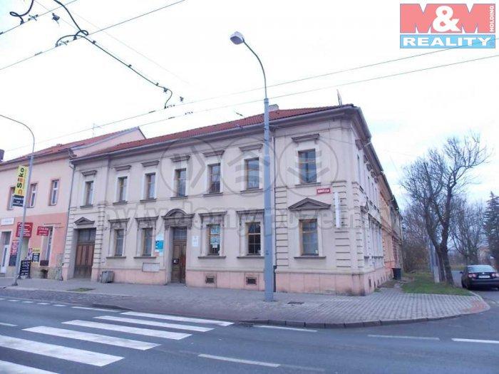 Pronájem, kancelář, 36 m2, Plzeň, ul. Domažlická
