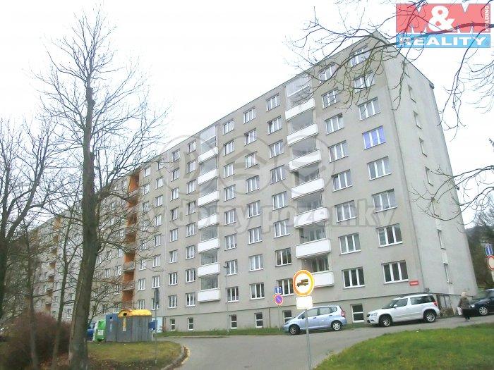 Prodej, byt 1+2, OV, 67 m2, Karlovy Vary, Východní ul.