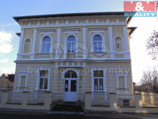 Prodej, nájemní dům, 1331 m2, OV, Teplice, ul. Revoluční