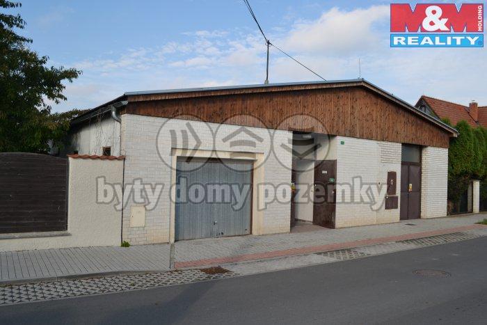 Prodej, rodinný dům, 5+1, 267 m2, Hovorčovice